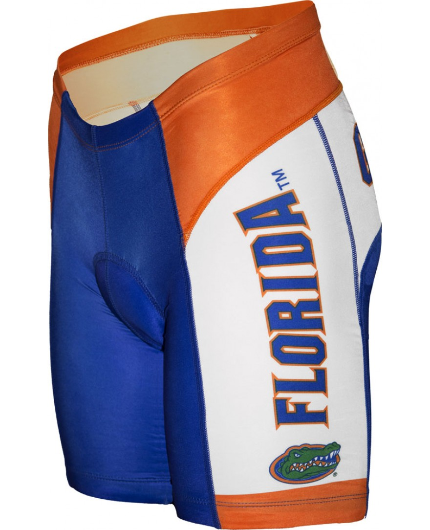 Florida Gators Mens Cycling Shorts