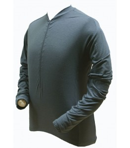 Ecycle dri-release (r) Wool Mens Cycling Jersey Gray