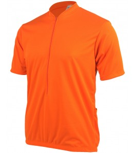 eCycle High Viz Orange Road Jersey