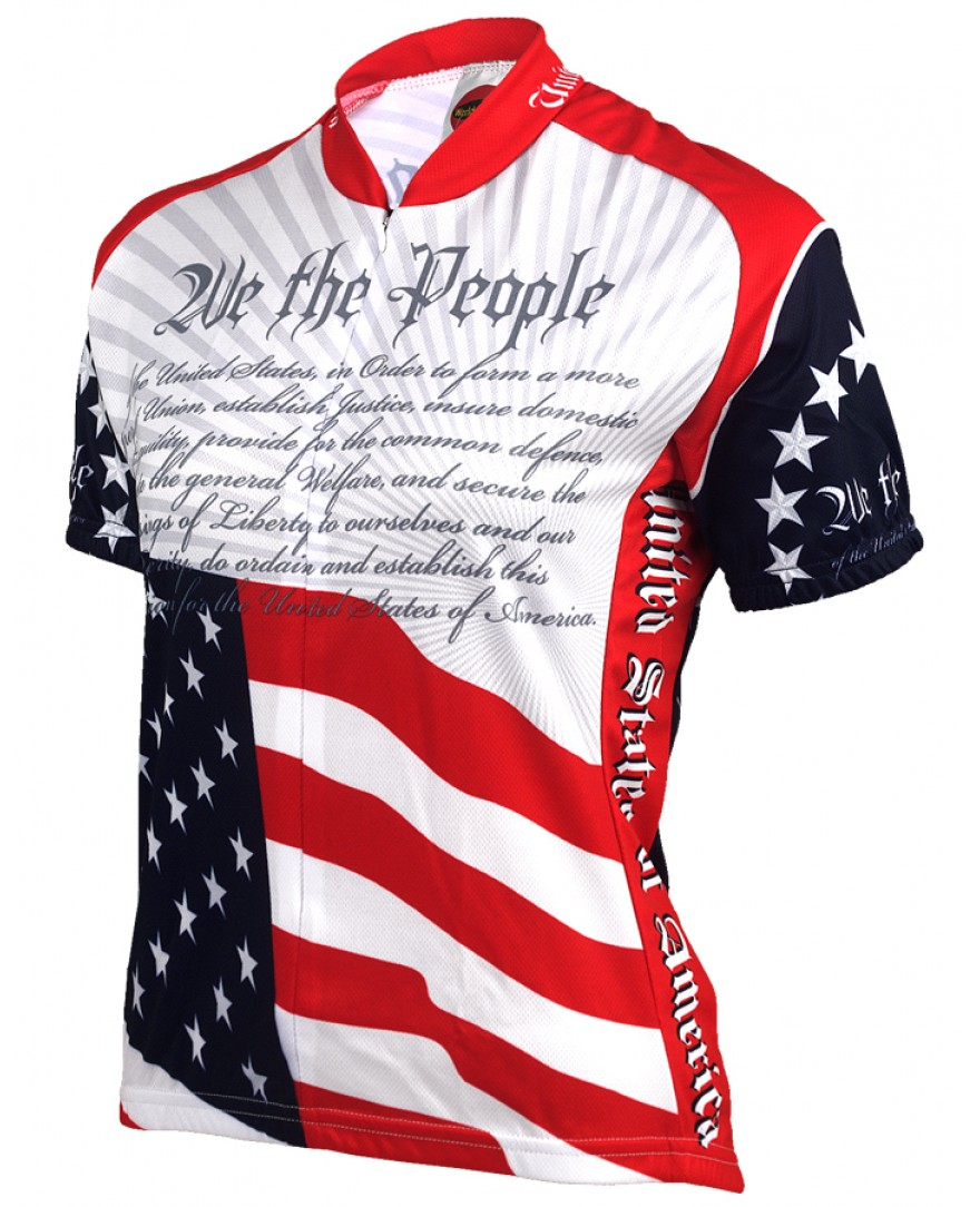 US Constitution Womens Cycling Jersey