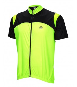 Canari Blade Mens Cycling Jersey Neon Yellow