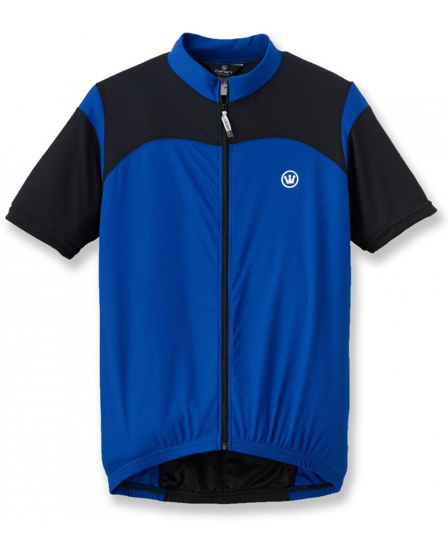 Canari Blade Mens Cycling Jersey Blue