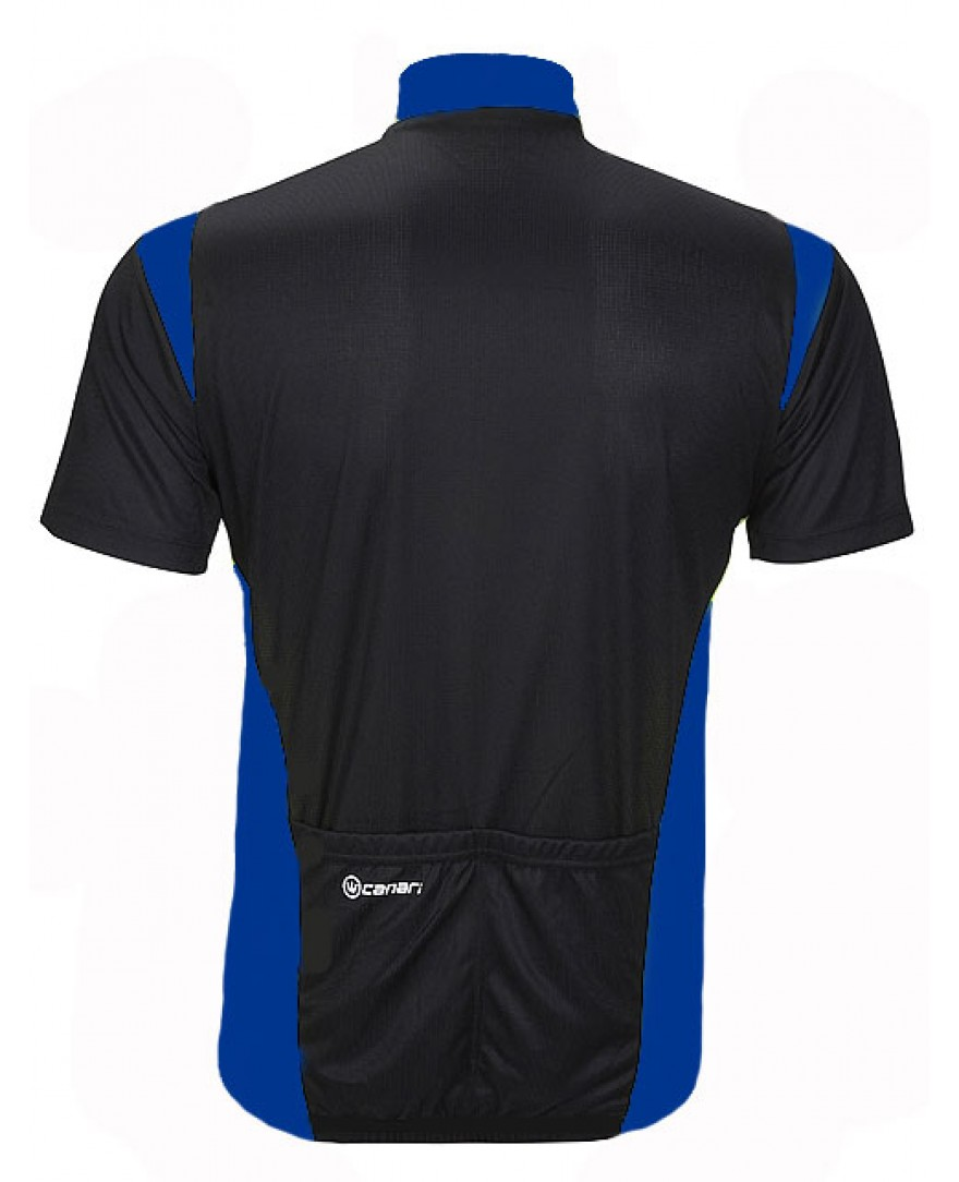 Canari Blade Mens Cycling Jersey Blue - Men s Cycling Jerseys ... 7d7817844