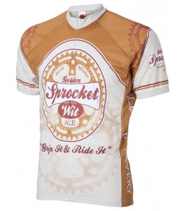 Moab Brewery Sprocket Ale Mens Cycling Jersey