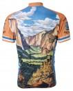 Yosemite Travel Mens Cycling Jersey