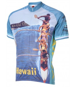 Hawaii Travel Mens Cycling Jersey