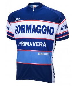 Formaggio 1972 Retro Mens Cycling Jersey