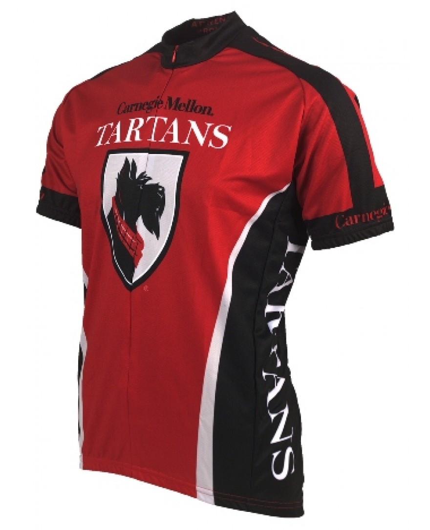 Carnegie Mellon Mens Cycling Jersey - Men s Cycling Jerseys ... 24a1a0f33
