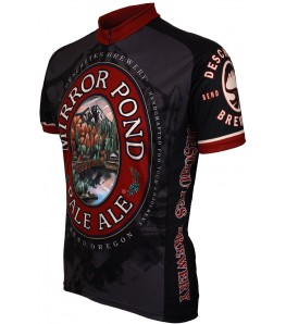 Deschutes Mirror Pond Pale Ale Mens Cycling Jersey