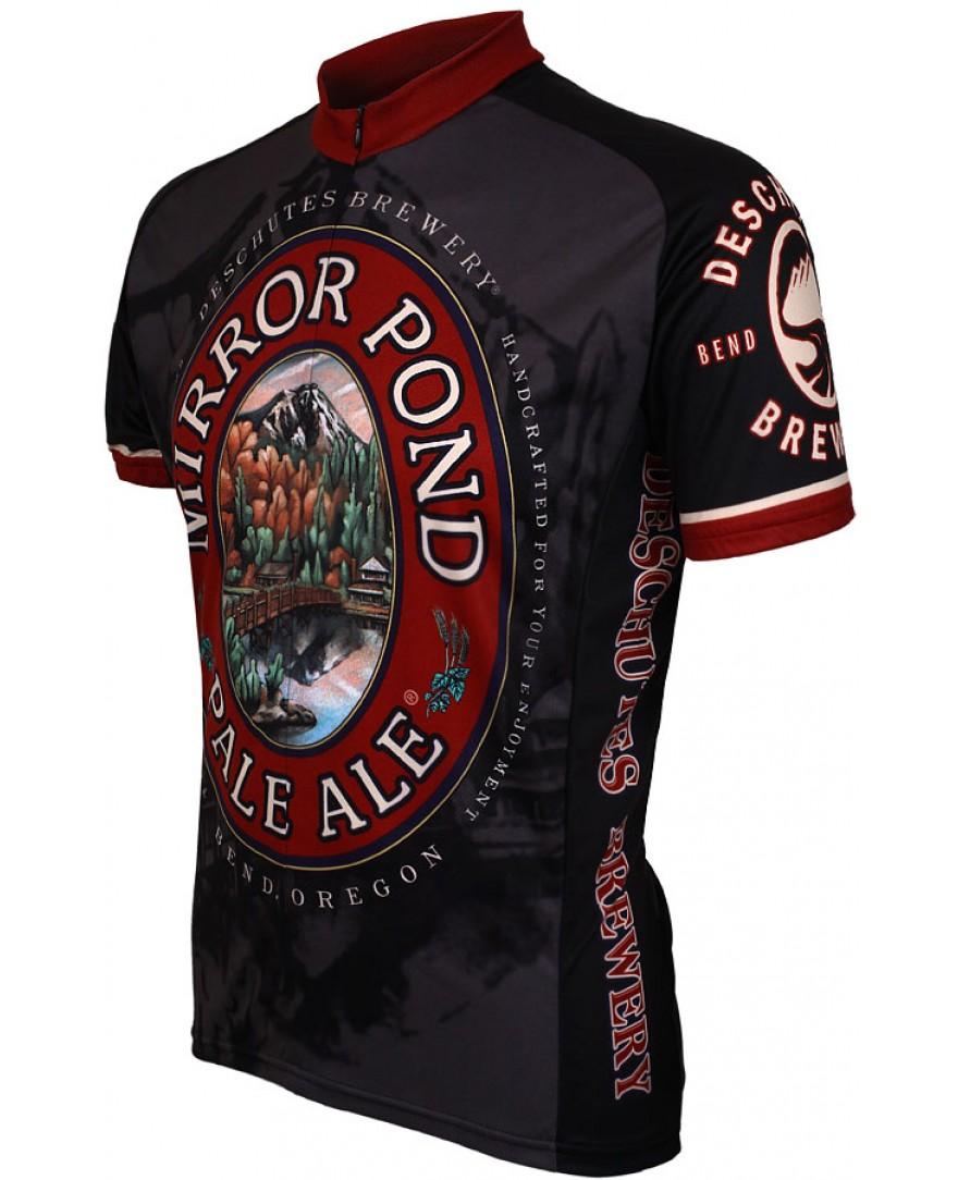 Deschutes Mirror Pond Pale Ale Mens Cycling Jersey