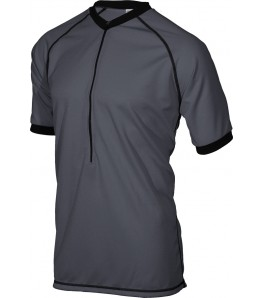 Outlaw II Rowdy Mens Mountain Bike Jersey Gray