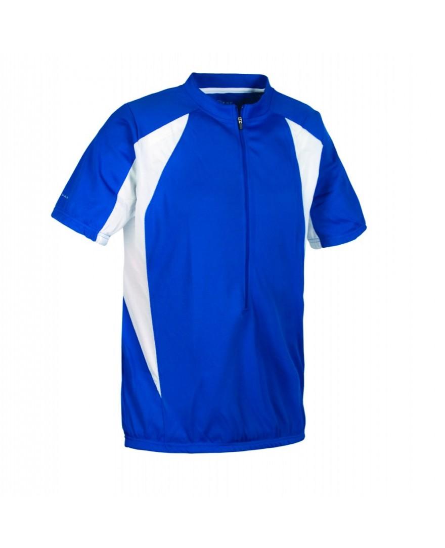 Serfas Nova Mens Cycling Jersey Blue