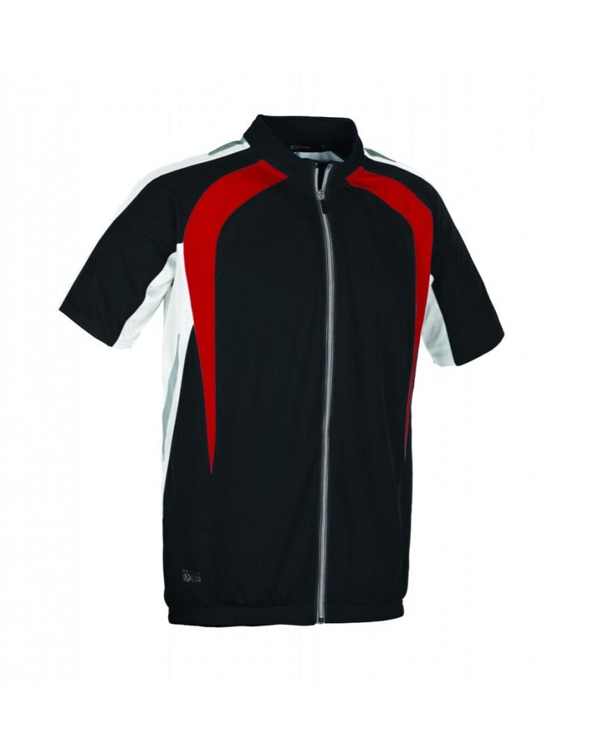 Serfas Caldera Mens Cycling Jersey Black