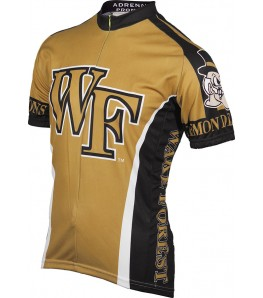 Wake Forest University Mens Cycling Jersey