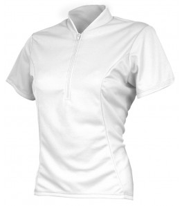 eCycle Womens White Jersey