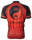 Coexist Mens Cycling Jersey