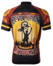 The Revolution Will not be Motorized Mens Cycling Jersey