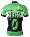 Formaggio Zero Mens Cycling Jersey Green