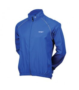 Canari Velo Mens Wind Shell Jacket Blue