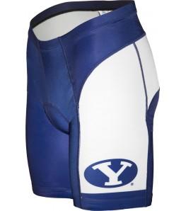 BYU Mens Cycling Shorts