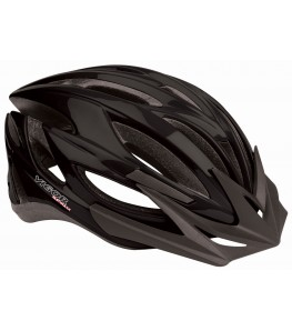 Vigor Fast Traxx Mountain Bike Helmet Black