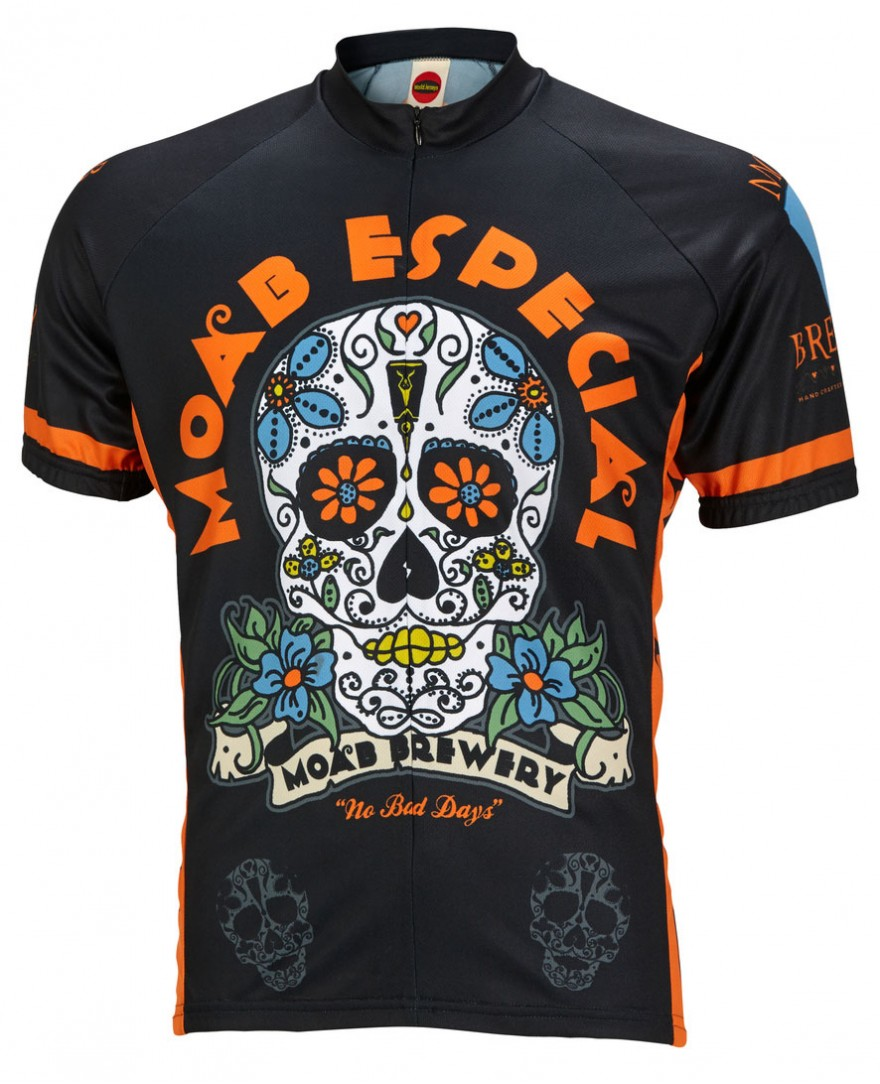 Moab Brewery Especial Mens Cycling Jersey