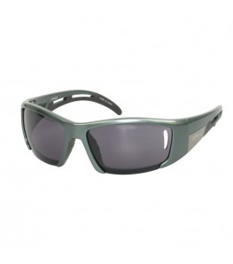 Serfas Harness Sunglasses Silver