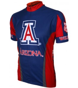 University of Arizona Cycling Jersey