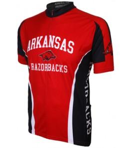 Arkansas Razorbacks Cycling Jersey