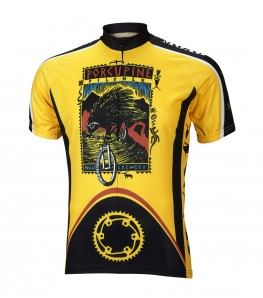 Moab Brewery Porcupine Pilsner Mens Cycling Jersey