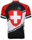 World Jerseys Switzerland Cycling Jersey