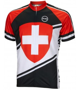 World Jerseys Switzerland Cycling Jersey