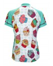 Cup Cakes Womens Cycling Jersey