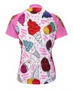Ice Cream Womens Cycling Jersey