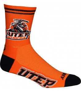 UTEP Cycling Socks