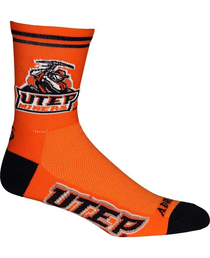 UTEP Cycling Socks