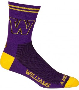 Williams College Cycling Socks